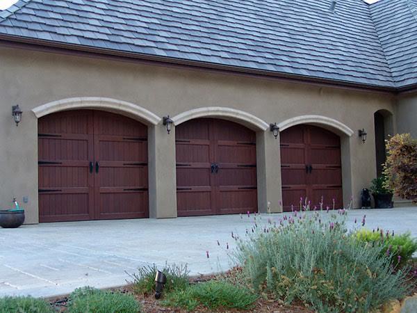 Precision Garage Doors Of Cleveland, Wood Garage Doors Houston